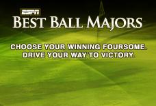 Best Ball Majors