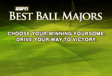 Best Ball Majors
